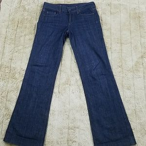 J.crew made in USA bootcut jeans